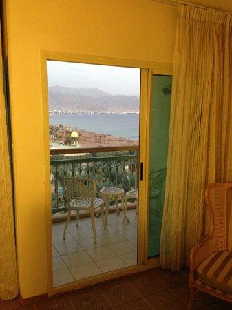 Herods Vitalis Spa Hotel Eilat: Balcony