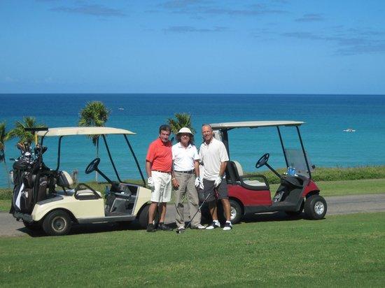 Melia Las Americas: Tout près du golf