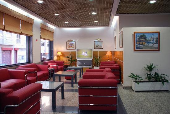 Hotel Dos Anjos : HOTEL LOBBY