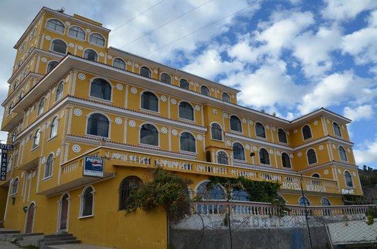 Hotel Mirador: Façade de l'hotel