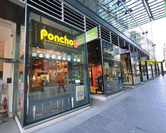 Poncho 8 New Street Square