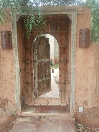 Kasbah Tiwaline: Entrada