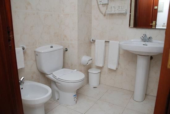 Hotel Dos Anjos : WC QUARTO