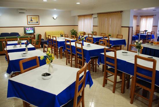 Hotel Dos Anjos : SALA PEQUENO ALMOÇO