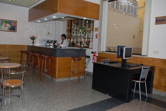 Hotel Dos Anjos : BAR
