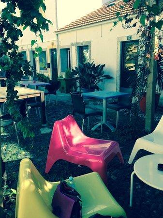 Casa do Patio by Shiadu: casa do patio - la cour