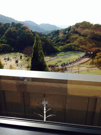 Resutorankobechizu: 眺めは素敵