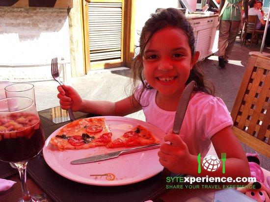 Esplanada Grill : Pizza
