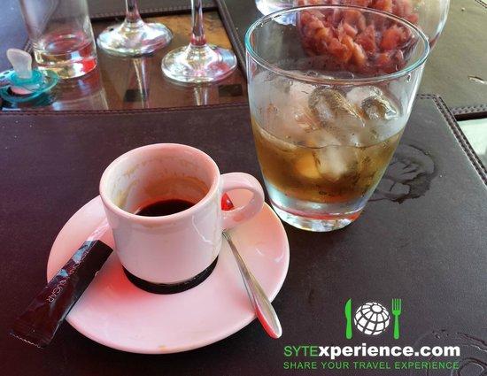 Esplanada Grill: Coffee...