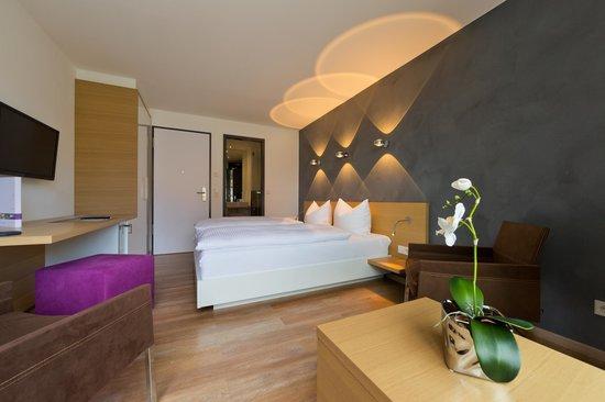 Seevital Hotel Schiff: Doppelzimmer Seeblick
