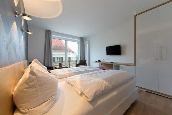Seevital Hotel Schiff: Doppelzimmer