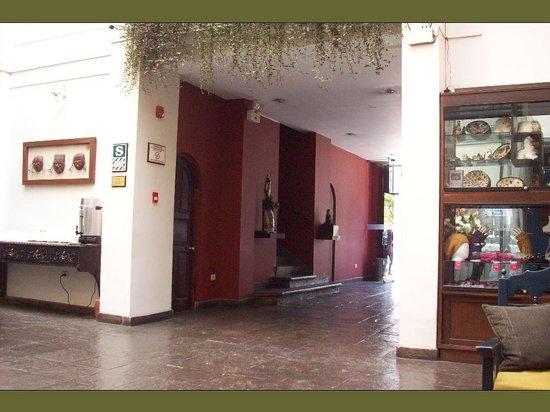 El Dorado San Agustin: Lobby