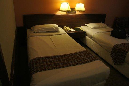 Hotel Mountain: ツイン部屋