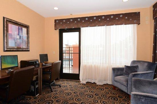 Sleep Inn & Suites Rehoboth Beach : Lobby