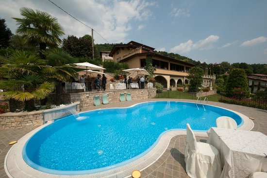 Villa romano foto di ristorante da romano alzano - Alzano lombardo piscina ...