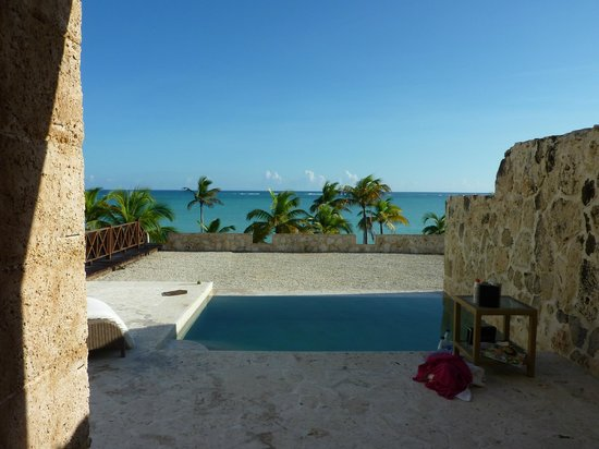Sanctuary Cap Cana by AlSol: View from room #3043