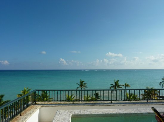 Sanctuary Cap Cana by AlSol: View from room #4003