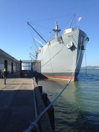 SS Jeremiah O'Brien: .