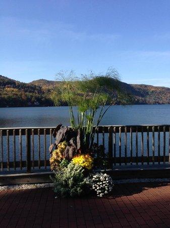 Lake Morey: View