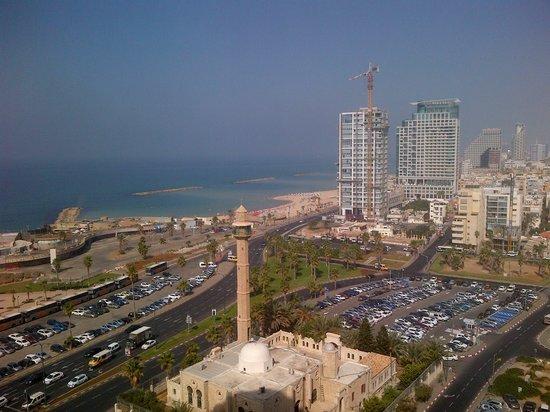 InterContinental David Tel Aviv : Sea view 17th floor