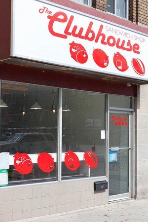 The Clubhouse Sandwich Shop