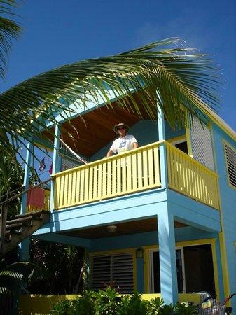 Colinda Cabanas : Ocean front Suite, Unit #2