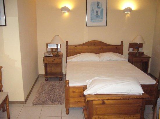 Cornucopia Hotel: la camera grande con balcone