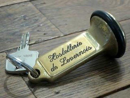 Relais & Chateaux - Hostellerie de Levernois: La clé des songes