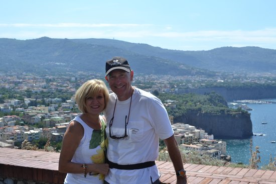 Sorrento Silver Star Tours : A great day on the Amalfi coast with Guitano...