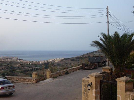 Cornucopia Hotel: bellissimo panorama