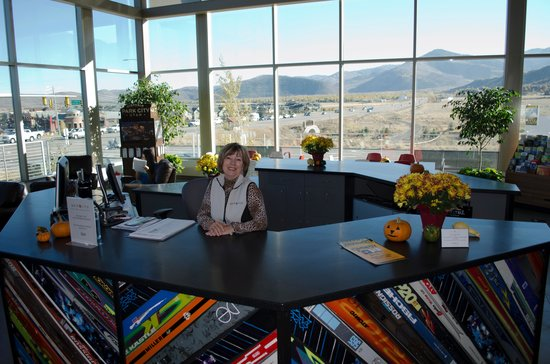 Park City Visitor Information Center: We're locals and we're here to help