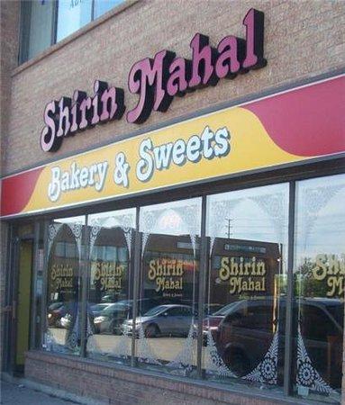 Photo of Pakistani Restaurant Shirin Mahal Bakery at 1325 Eglinton Ave E, Mississauga L4W 4L9, Canada
