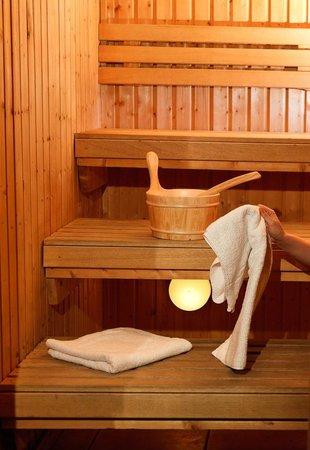 Isaacs Hostel: Sauna