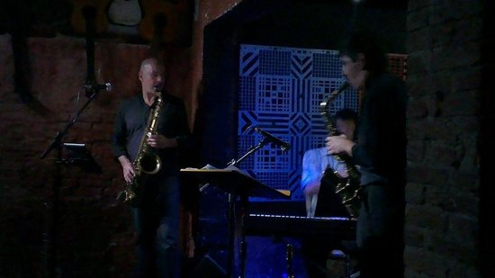 Jazz nos Fundos