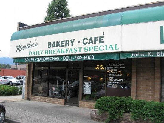 Martha's Bakery and Cafe Foto