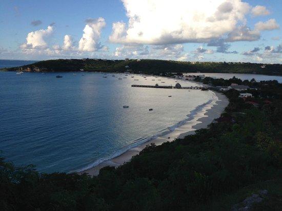 Bellavista Villas : View from Bellavista of the bay