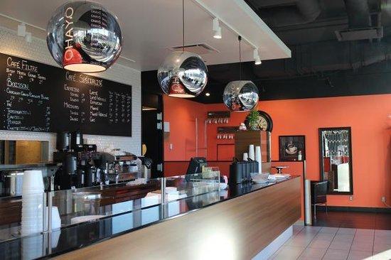 Cafe bistro Ohayo