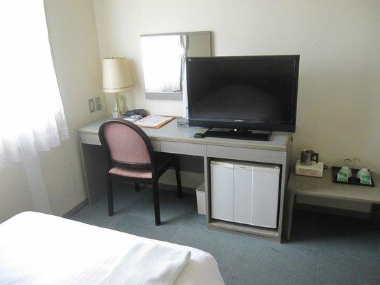 Smile Hotel Hakodate: Bedroom