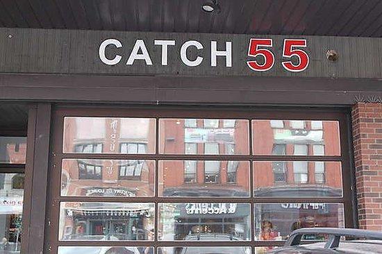 Catch 55 - English Style Fish & Chips and Hamburgers