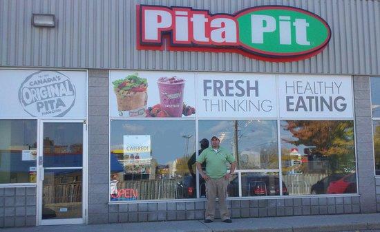 Pita Pit Westdale