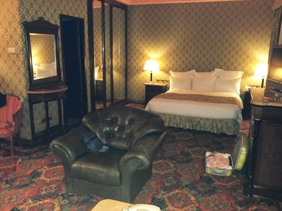 Milan Marriott Hotel: Lettone