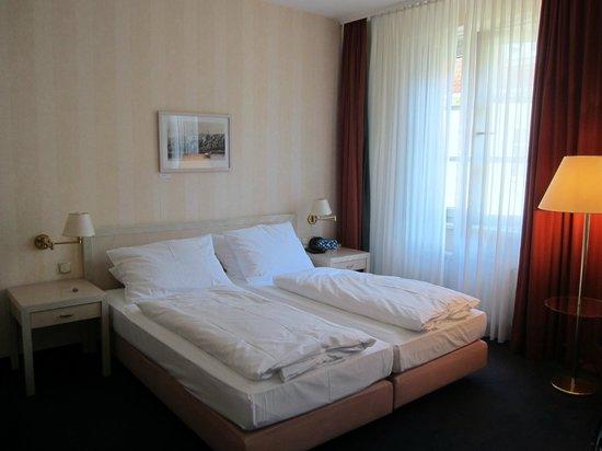 Hotel Albrechtshof : В номере