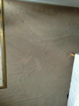 Park & Suites Confort Annemasse : la moquette de la chambre