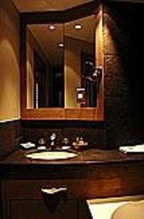 Hotel Le Ski d'Or : Salle de Bain