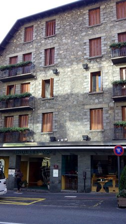Hotel de l'Isard: Estupendo
