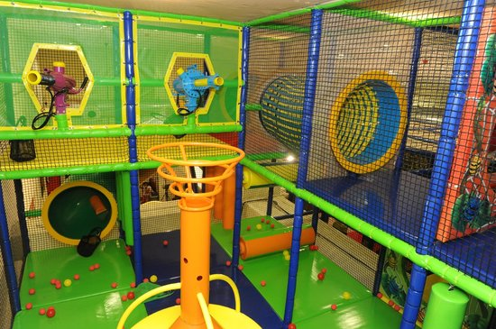 Funky Monkeys Play Center - Lower Parel: Fun Battle Zone