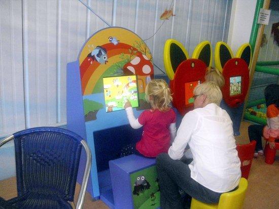 Pirateninsel Rügen: Computerspielplatz für die Kleinen