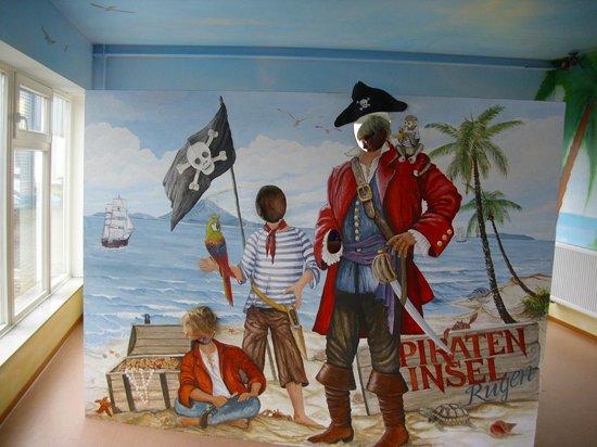 Pirateninsel Rügen: Erinnerungsfoto