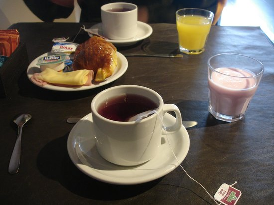 Aires de Tandil: Mi desayuno