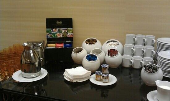 Frankfurt Marriott Hotel: .